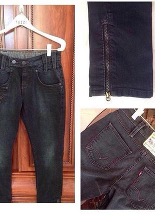 Крутые джинсы скинни levis