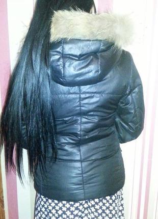 Курточка осенняя
