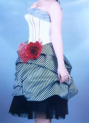 Красивое выпускное или вечернее платье от украинского дизайнера
