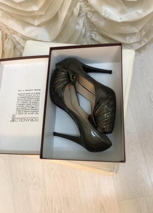 Туфли nando muzi р.38 италия