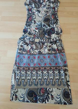 Очень лёгкий комбинезон,платье-сарафан.