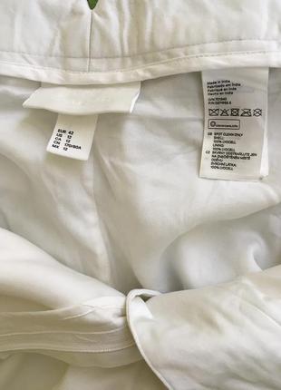 Дизайнерские штаны с вышивкой бисером5