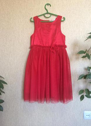Очень яркое, красивое платье от h&m