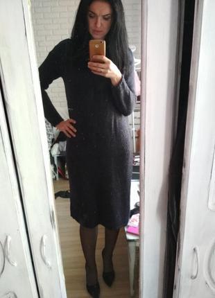 Удлиненное платье туника