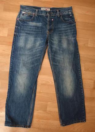 Фирменые джинсы tommy hilfiger