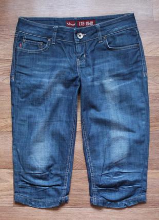 Шорти бриджі ltb jeans! оригінал. стан відмінний