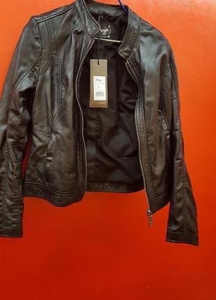 Куртка из натуральной кожи maze