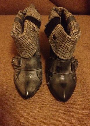 Стильные ботинки firetrap