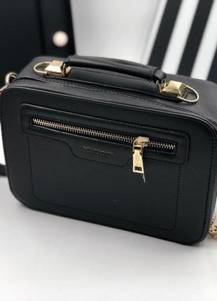 Стильна сумка саквояж сумочка