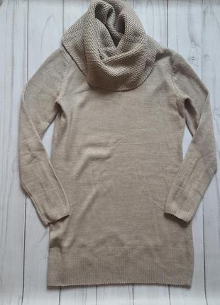 Платье свитер h&m