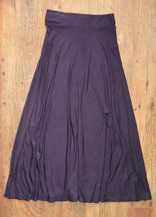 Длинная юбка колокол monsoon 6-8 (40-42)р. макси