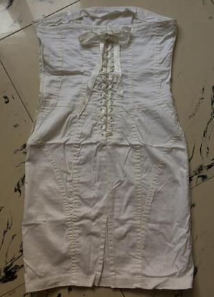 Платье - корсет