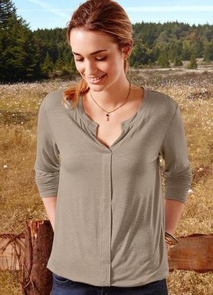 Лёгкая блуза tcm tchibo р. 42/44