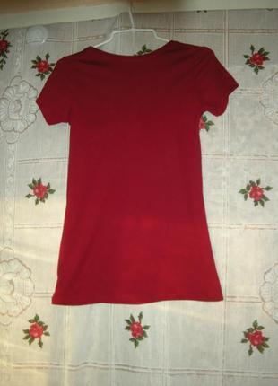 """Супер футболка""""guess""""р.s,100%коттон,гватемала-135грн.3 фото"""