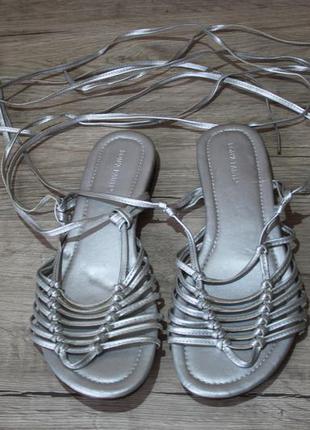Вєтнамки з шнурками