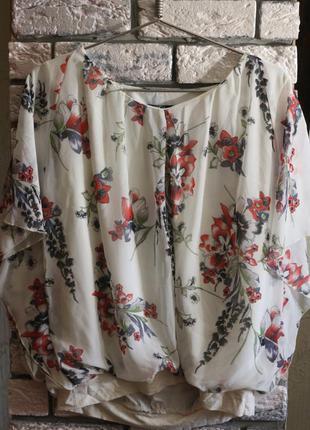Крутая блуза от moda george