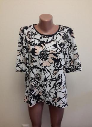 Легкая блуза miss selfridge