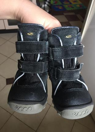 Ботинки 22 ecco