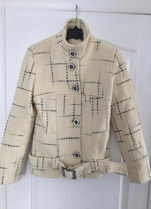 Куртка- пиджак elegance в стиле chanel