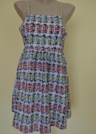 Платье туника ткань как гипюр