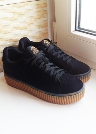 Новые кроссовки кеды криперы