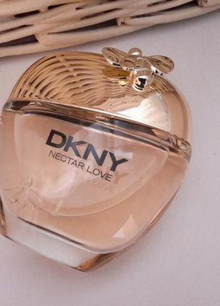 Парфюмированная вода dkny nektar love