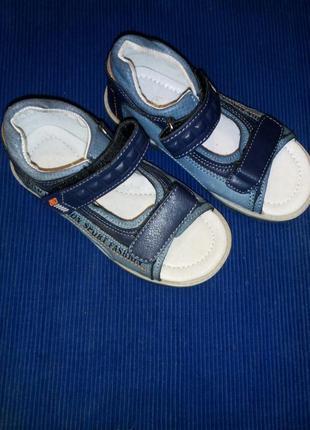 Ортопедические босоножки, сандали для мальчика tom.m, р.26