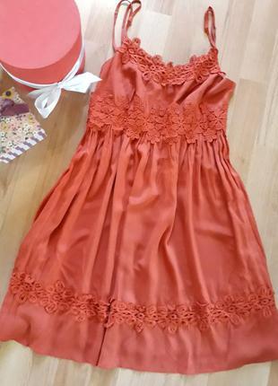 Неймовірне плаття з мереживом