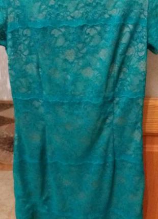 Ажурна святкова сукня