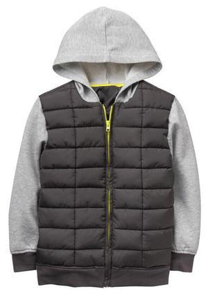 Куртка худи ветровка для мальчика 7-8 ,10-12, 12-14 лет crazy