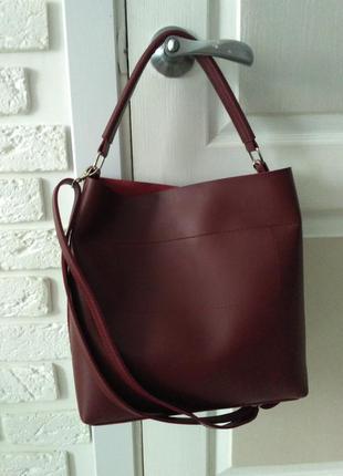 Сумки цвета марсала 2019 - купить недорого вещи в интернет-магазине ... da6ee25f101