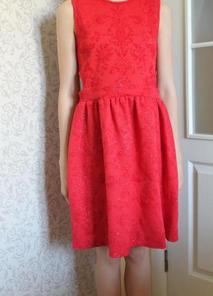 Нарядное платье для девочки 13 лет 158-161 см