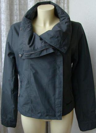 Куртка женская модная шикарная демисезонная бренд bench р.46 №4529