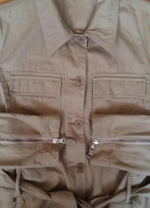Курточка ветровка пиджак тренч бренда max mara