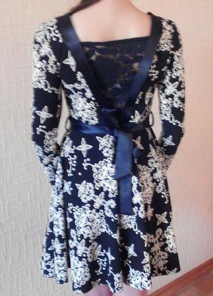 Платье вечернее праздничное жемчуг бусы