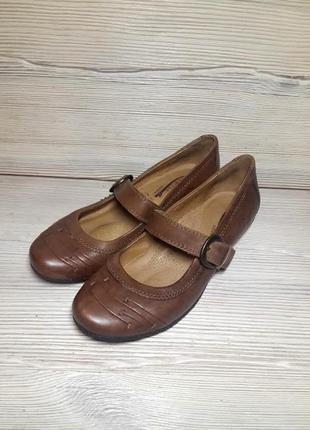 Туфли ботинки кожаные medicus nature германия 38р./25см. ортопедическая обувь!