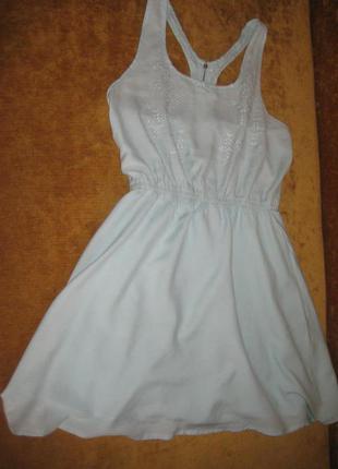 Платье летнее сарафан suncoo