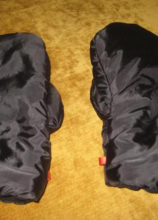 Муфта варежки перчатки