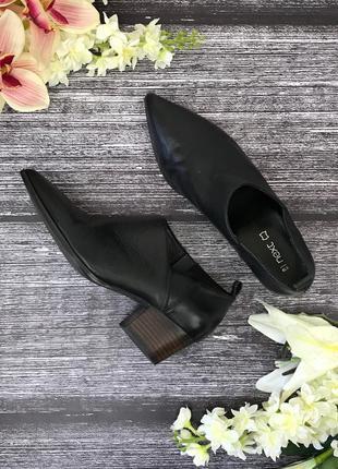 Закрытые туфли из мягкой кожи next   sh181330  next
