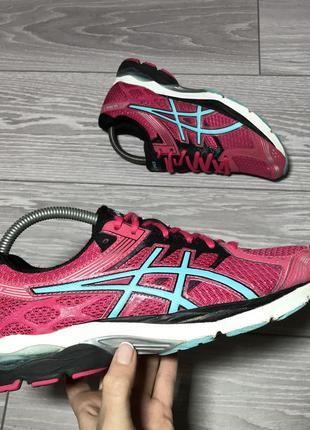 Кроссовки asics gel pulse 7 оригинал размер 39 для бега зала спорта