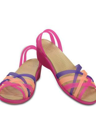 Оригинальные кроксы. crocs vibrant violet 39-40, 40-41