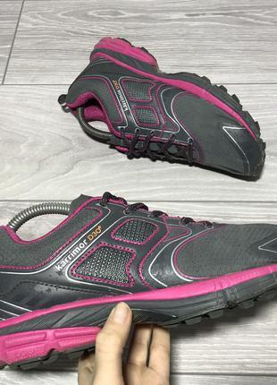 Трекинговые кроссовки karrimor run d30 размер 39 оригинал