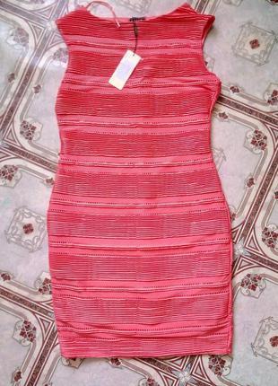 Шикарное платье сарафан next