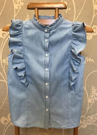 Купить блузку под горло