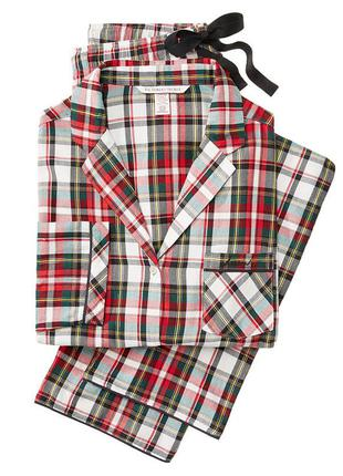 Фланелевая пижама victoria's secret xs