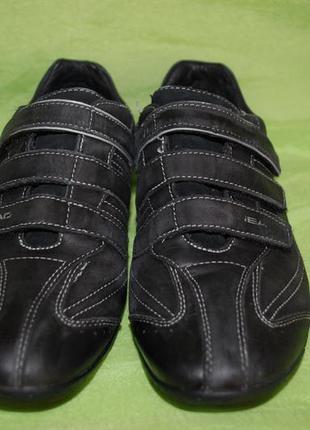 Шкіряні кросовки head 37 - 36 22,5 см