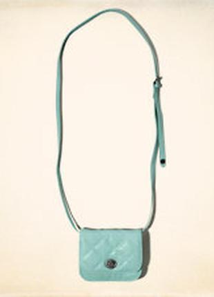 Hollister мини сумочка