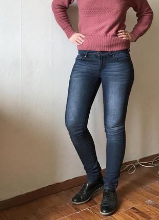 Легкие джинсы, скини