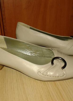 Туфли hotter 37 р, 24 см
