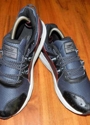 Оригинальные, яркие, легкие и удобные беговые кроссовки puma descendant